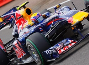 Fomula One Red Bull