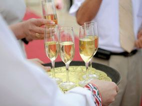 VIP Helicopter Package Champagne