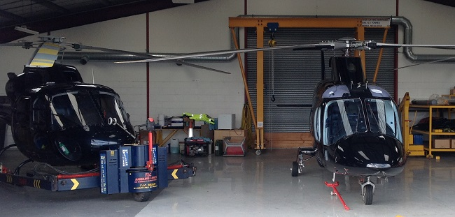 Helicopter Management