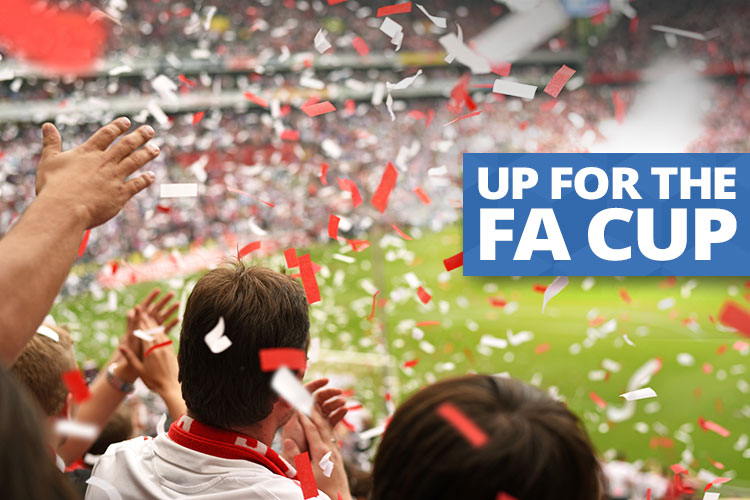 Football fans - get 'Up' for the FA Cup with Atlas Helicopters