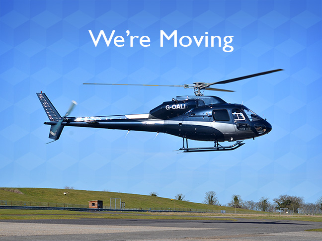 Atals Helicopters Move to Lasham