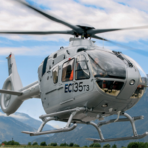 Own an Airbus EC135