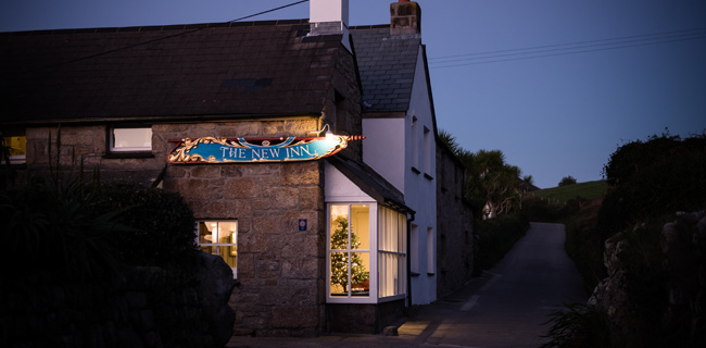 Tresco, New Inn