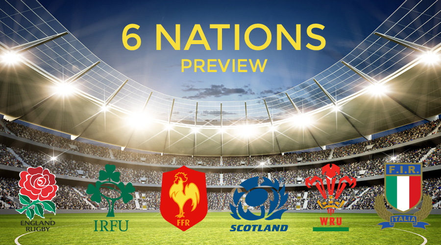 Six Nations Preview - Who Can Take England's Crown?