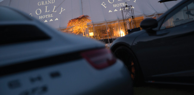 The Grand Folly Hotel: A New Overnight Experience for Goodwood's Festival of Speed