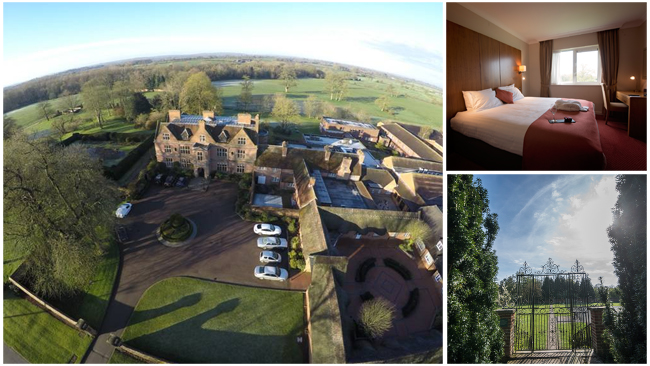 De Vere Horwood Estate - A Short Flight from Silverstone