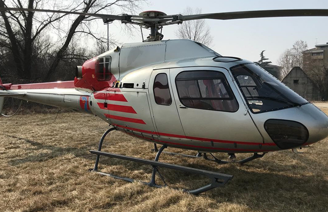 Test Proving Helicopters and Pre-Purchase Inspections