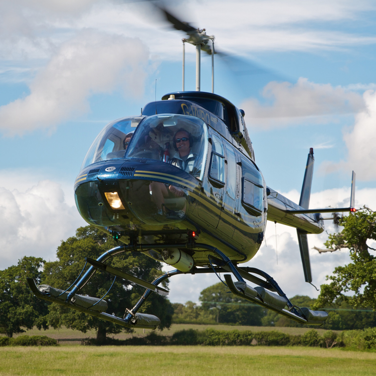Helicopter Management and Buying Service