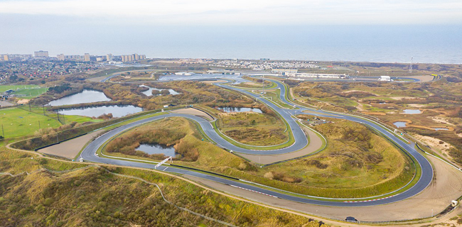 Circuit Zandvoort photo by dronepicr