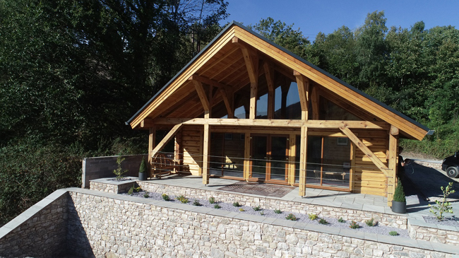 Fly To Your Own Luxury Lodge In Maes Mynan Park, Flintshire, North Wales