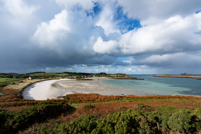 Escape To Tresco For A Winter Break In Paradise